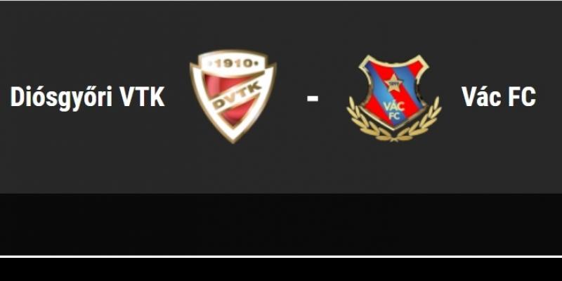 DVTK - Vác 0-1