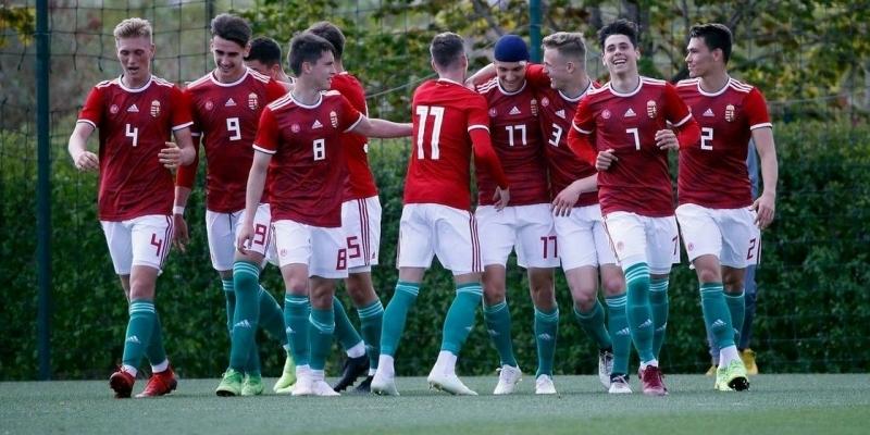 Szűcs Kornéllal és Farkas Marcellal a soraiban verte az olaszokat az U18-as válogatott