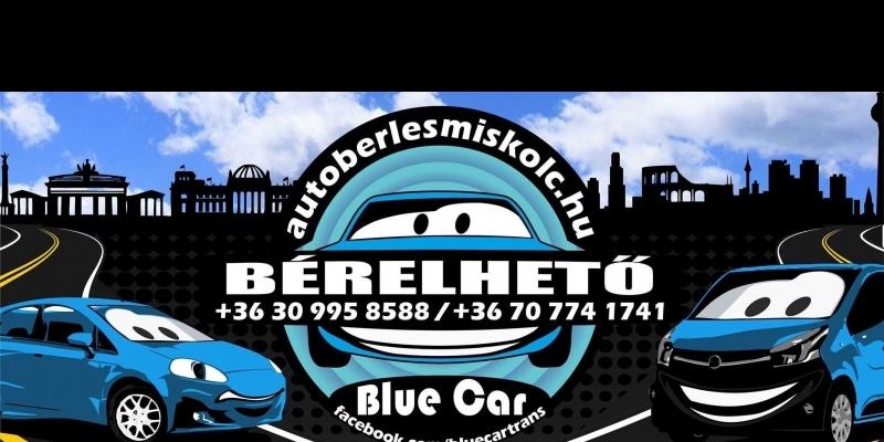 Blue Car Autóbérlés - Miskolc
