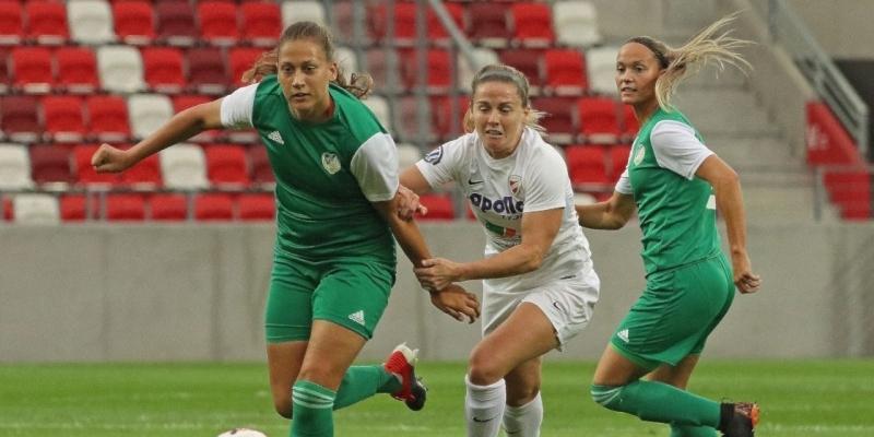 ETO FC Győr - DVTK 0-6 (0-2)
