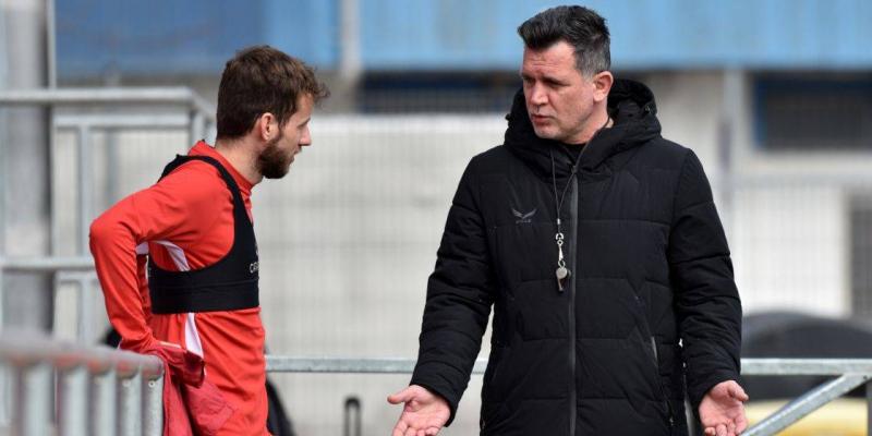 Zoran Zekić: Bátran és okosan kell játszani