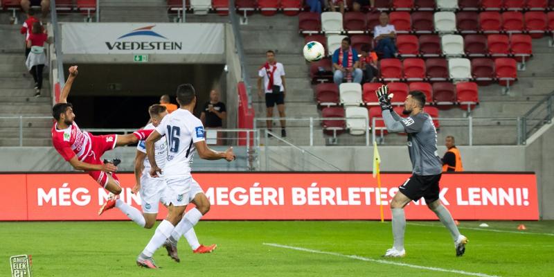 Szavazz Te is, hogy Molnár gólja legyen a szezon legszebb találata!
