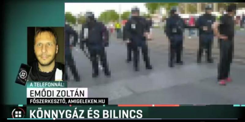 Szurkolók és rendőrök csaptak össze a meccs után